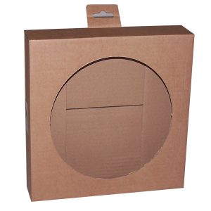 260mm x 260mm x 58 mm (Code 625 Pack of 20)