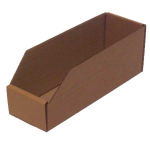 280mm x 110mm x 95 mm (Code Bin1B Pack of 10)