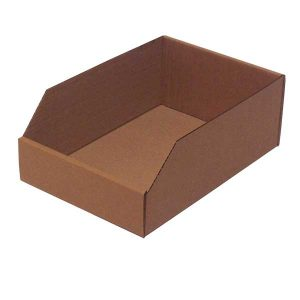 285mm x 205mm x 110mm (Code Bin2B Pack of 10)